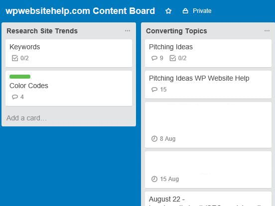 How Can Bloggers Use Trello?