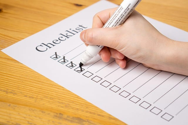 Blogging 101: Essential Checklist for after you hit publish