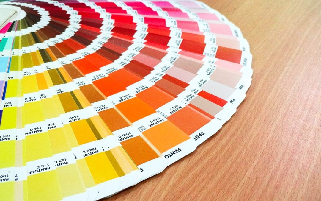 Using Color Psychology to Create Your Brand