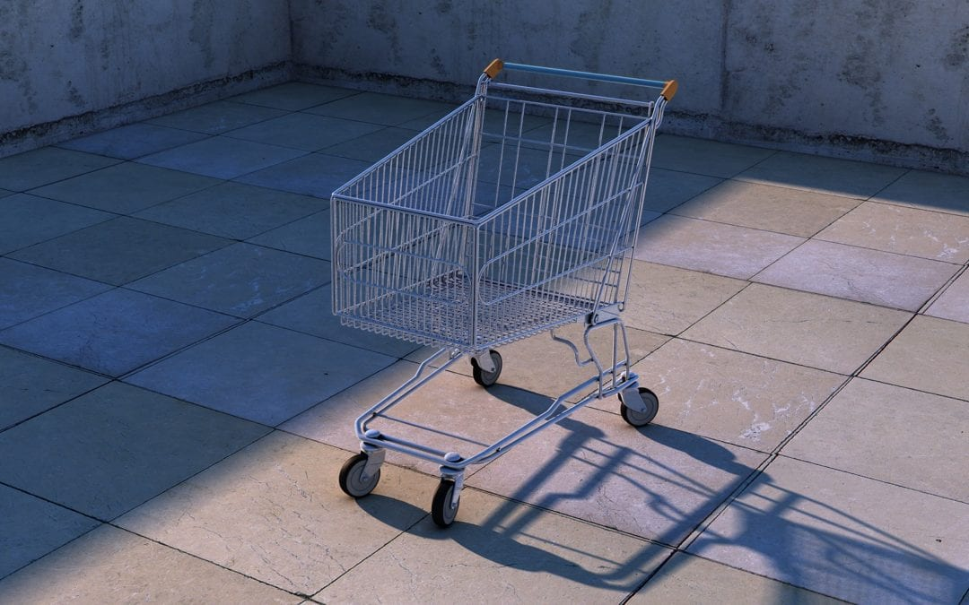 Shopping Cart Abandonment – 5 Reasons Why Your Site is Suffering