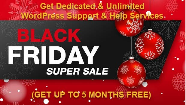 Black Friday & Cyber Monday Sale (Extended Through Dec)