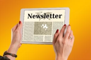 email marketing and email newsletter